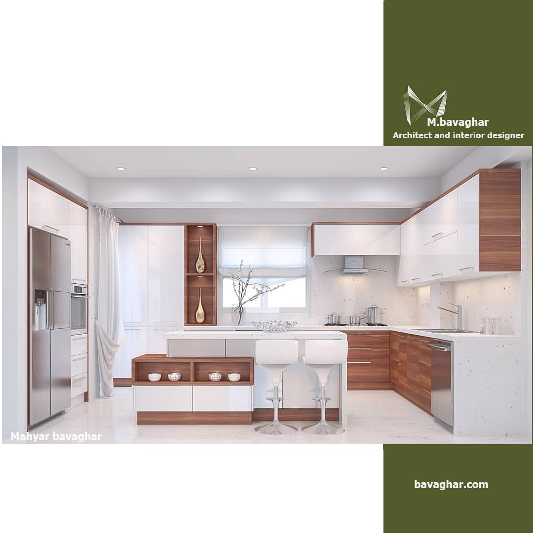 طراحی آشپزخانه 1