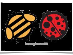 پلاگین های Honeybee و Ladybug در گرس هاپر